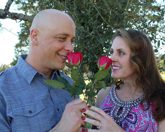 O'Neal & Robinson engagement