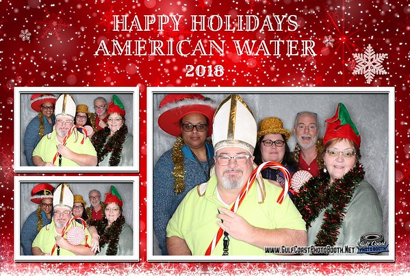 American Water Christmas 2018