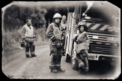 Kaukapakapa Volunteer Firefighters