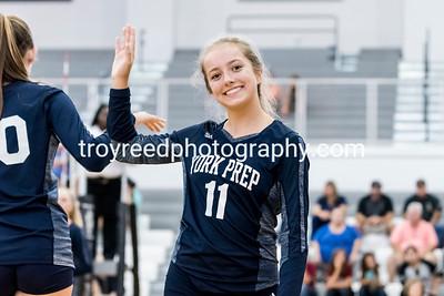 JV and Varsity Volleyball Vs YCHS