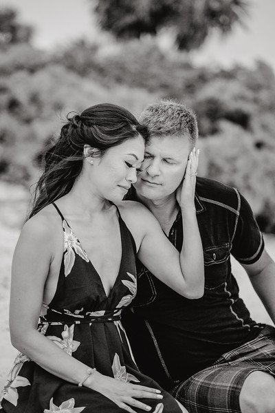 B & W COLLECTION | COUPLE'S SESSION