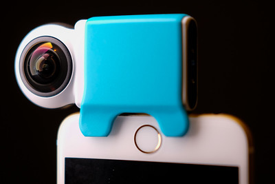 Review - Giroptic IO 360 Camera for iPhone