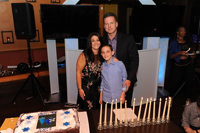 Nate's Bar Mitzvah October 24, 2015