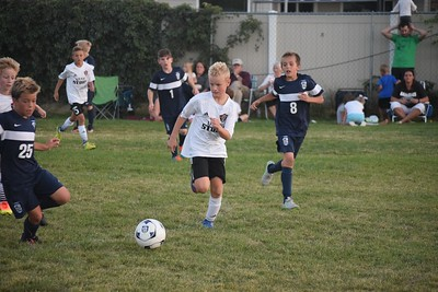 Chase Fall Soccer and Flag Football