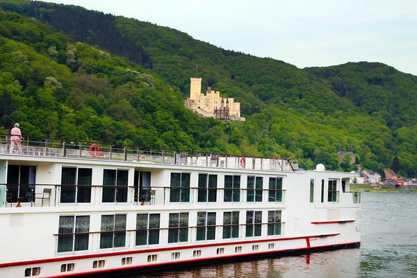 Viking River Cruise, Braubach & Marksburg Castle