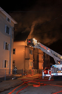 Fall River,MA 3rd Alarm 12/10/201