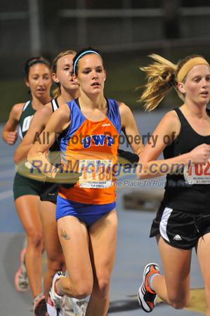 Women's 10,000 Meters - 2012 Gina Relays