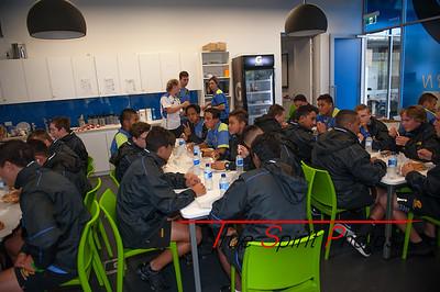 Pre Match Under 15 Gold Cup Western Australia team 26.03.2016