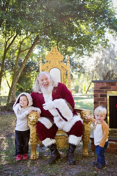 Santa Minis 2018: The Harris Family!