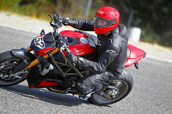 #52 - Red Ducati