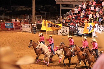 Thursday Wrangler Finale