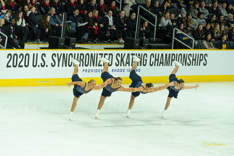 2020 US Synchronized Skating Championships