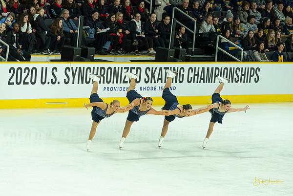 2020 US Synchronized Skating Championships