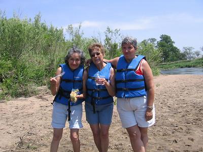 2007 Canoe Trips