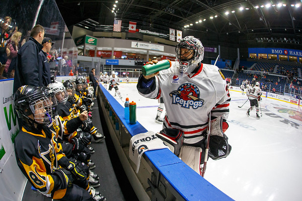11-19-17 - IceHogs vs. Wolves