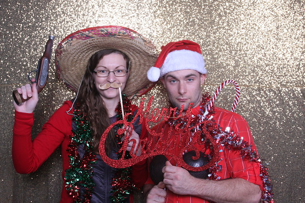Pence Co. Holiday Party Photo Booth,