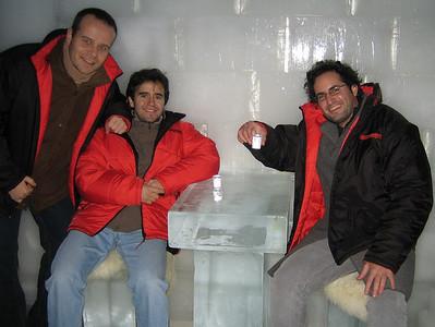 2006.12 La máquina del tiempo con Oskar