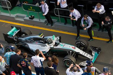Formula 1 Grand Prix 2016 Melbourne