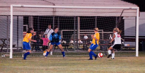 Soccer 10/16/08
