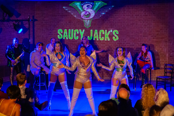 Saucy Jack and the Space Vixens - Capitol Fringe 2019