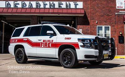 Millville City, Fire Dept. (Cumberland County NJ) Car 30