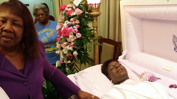 CASSANDRA LYNETTE W. WATKINS HOME GOING CELEBRATION - DAUGHTER OF BISHOP DR. CLARICE PENNINGTON  - SATURDAY, AUGUST 23, 2014  IN ST. PETERSBURG, FLORIDA