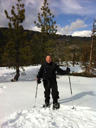 Loch Leven Snowshoe - February 18, 2012