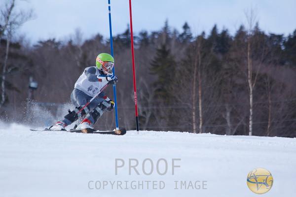 2013 MPA Class B Women's Slalom