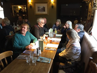 Skittles and Sunday Lunch - 29th January 2017