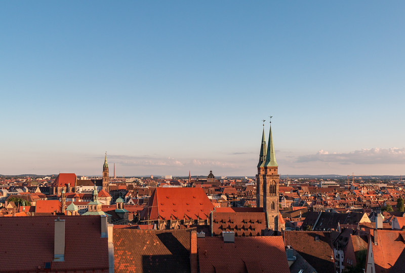 Travel Photography in Nuremberg