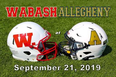 2019 Wabash at Allegheny (09-21-19)
