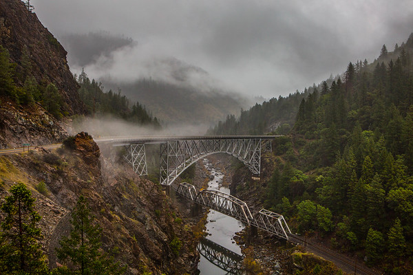 Feather River Canyon Photography