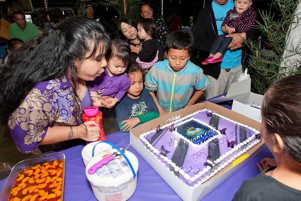 Zaxyn-Kapili Kodani 1 Year Old Birthday Party (3/16/13)
