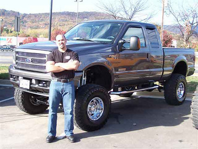 2003 SMS Ford F250