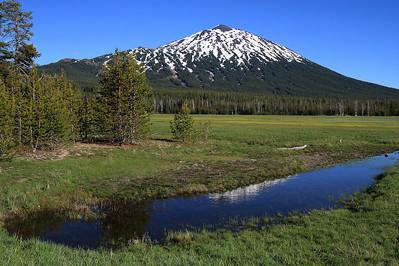 Cascade Lakes area