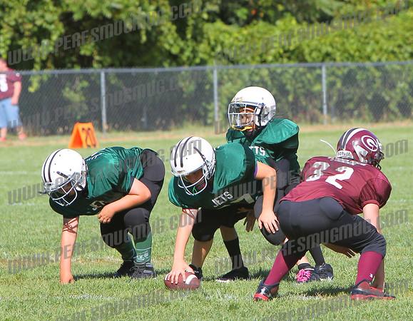 ALG Huskies vs Jets 9-14-2014