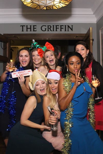Savills Christmas Party