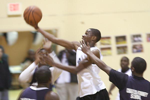 Rochester YFC AllStars Basketball