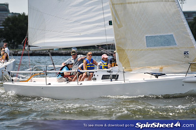 EYC J/80 Kids Regatta