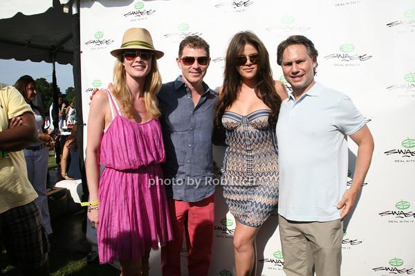 Stephanie March, Bobby Flay, Khloe Kardashian, Jason Binn photo by Jakes for Rob Rich © 2010 robwayne1@aol.com 516-676-3939