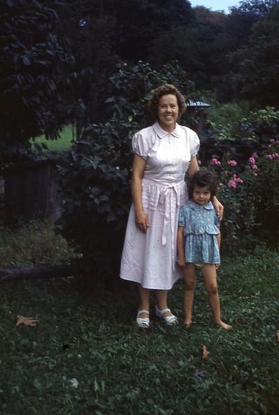 1949 Gladys Anderson, Gladys Carroll