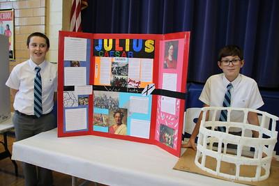 Grade 6 History Fair