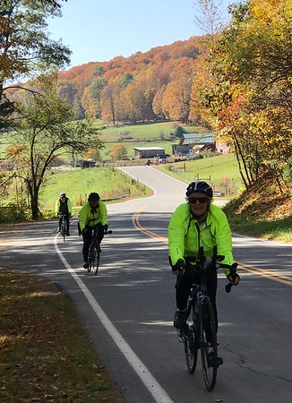 October 14 Special Columbus Day Ride