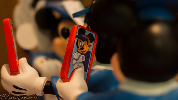Disneyland Resort, Disneyland, Disney California Adventure, Graduation, Mickey, Mouse, Ornament, 2016