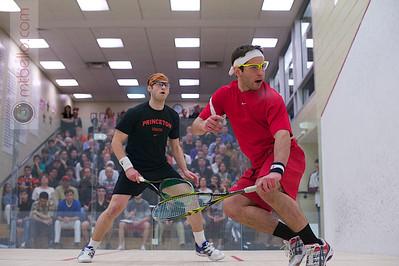 2012-02-18 Alex Domenick (Cornell) and Chris Callis (Princeton)