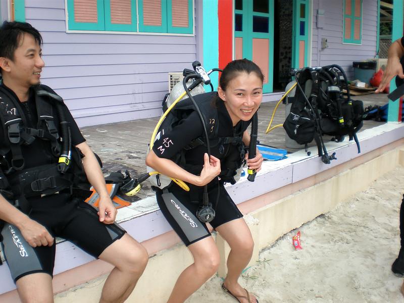 [20080515] Will & Bee Scuba Diving @ Redang (12).JPG