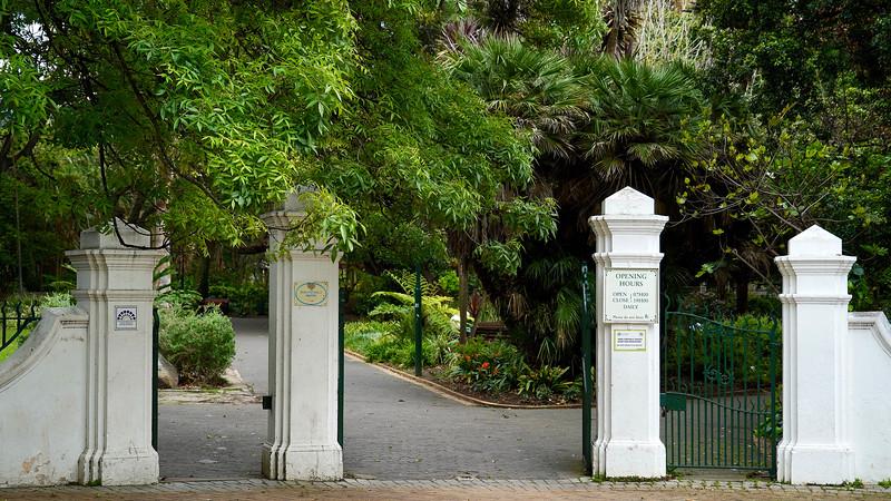 The Company's Garden, Cape Town