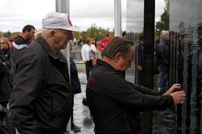 Stark County Veterans Memorial Dedication