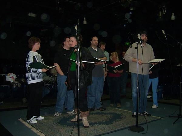 Company Cast Recording