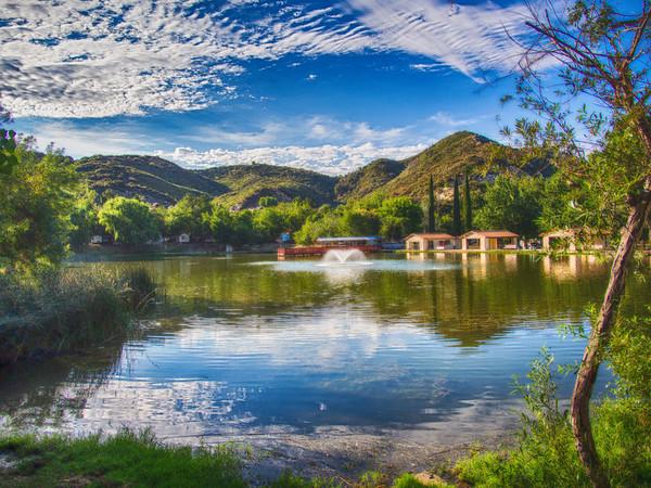 Weekend at Mountain Lakes Resort